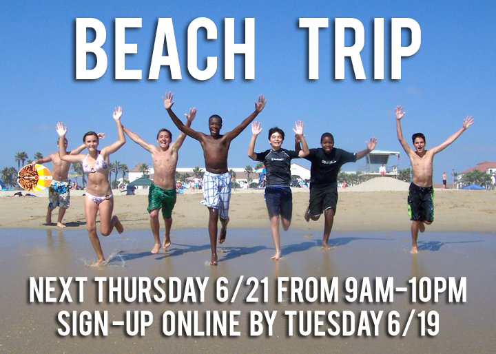 We Are Excited To Announce The First Beach Trip Of Summer Be Sure Sign Up On Our Events Page By Tuesday 6 19 Will Enjoy An Awesome Day